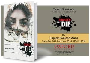 Shaheen Must Die